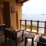 Oceanfront Junior Suite Terrace
