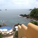 Capella Ixtapa View