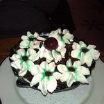 Mint Ice Cream - Hot Fudge Sundae
