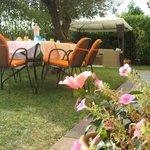 col bel tempo colazione in giardino