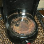 our broken coffee maker