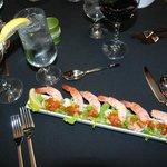 Colossal Shrimp Appetizer