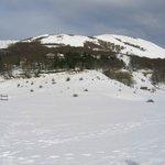 Il pianoro vicino Baita del Faggio (dista circa 2-3 Km