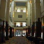 Lobby & hallway