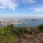 Vista panorámica desde el Faro de Mazatlán