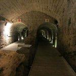 Il tunnel dei templari