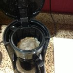 Dirty Coffee Maker
