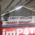 Bebek Sinjay, Madura, East Java