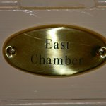 We stayed in the East Chamber