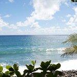 Strandbereich Jungle Bay Resort