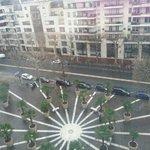 Visuale sulla piazza! :-)