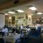 Side dining room