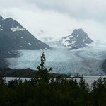 The glacier...amazing