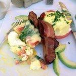 Succulent Eggs Benedict