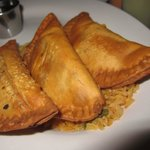 Empanadas (Chicken and/or beef turnovers)