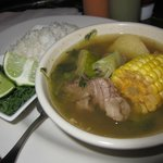 Caldo de Res (Beef Soup) - Perfect on a blustery winter day.
