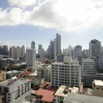 View from the TRYP Panama Centro, Via Veneto, Panama City (2)
