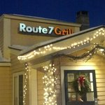 Route 7 Grill - Warm & Welcoming