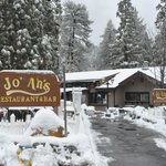 Snow Day at Jo' An's Restaurant