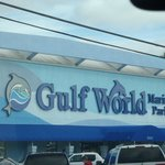 Entrance to Gulf World