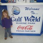 About to Enter Gulf World