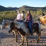 Scenic trails, gentle horses and great guides