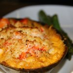 Lobster Mac N' Cheese is the best in town!