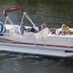 Pontoon Boat Rentals Onsite