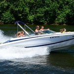Ski Boat Rentals On-Site