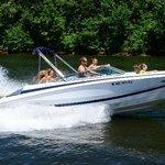 Ski Boat Rentals On-Site