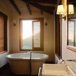 Suite 36 bathroom