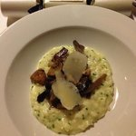 wedding feast - mushroom risotto