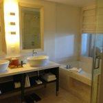 Bathroom @ Epic Hotel