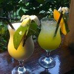 Yummy cocktails :o)