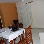 sala da suite dupla