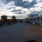 amazing sunset views at La Paloma
