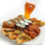 Wings & Things Appetizer Sampler