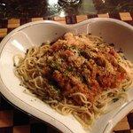 amazing pasta!