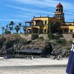 From Cerritos Beach