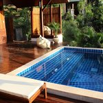 Villa 3 - Deck & Plunge Pool