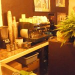 Enjoy a delicious variety of coffe drinks made with espresso by our baristas