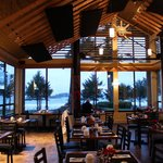 Tin Wis Resort Lodge Restaurant