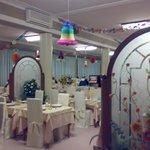 Sala da pranzo Girasole