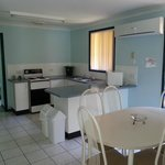 3 bedroom standard kitchen/ dining room