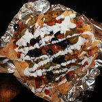 Nachos piled high with your favorite toppings!