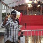 En la alfombra roja de Cannes
