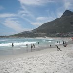 Camps Bay Beach views