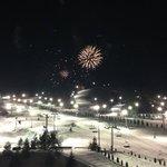 News years eve fireworks