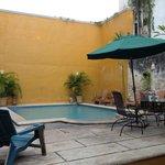 Pool/patio.