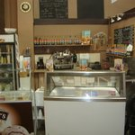 Ice Cream Counter